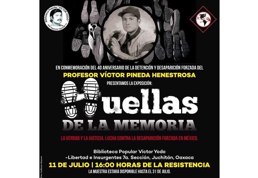 Huellas de la Memoria  en Juchitán de Zaragoza