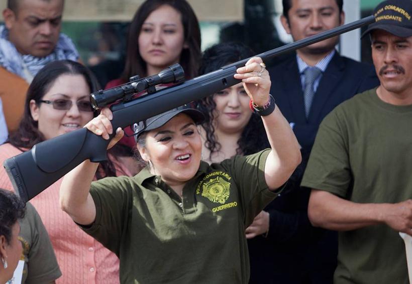 Nestora Salgado recibe constancia como senadora electa | El Imparcial de Oaxaca
