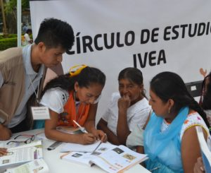 Realizarán Primera Jornada  Nacional de Alfabetización