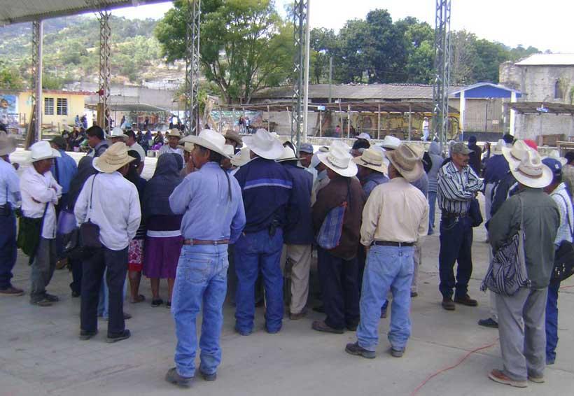 Impugnan elección de San Pedro Mixtepec, Oaxaca