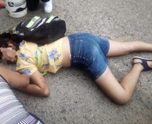 En Santa Cruz Xoxocotlán atropellan a adolescente