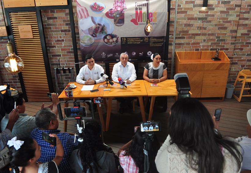 Invitan a disfrutar de los moles de Oaxaca | El Imparcial de Oaxaca