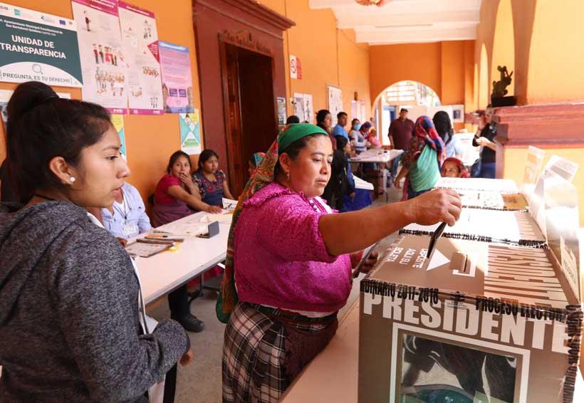 Asumirían mujeres en 50 ayuntamientos de Oaxaca | El Imparcial de Oaxaca