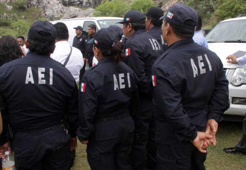 Emboscada contra la AEI deja un agente lesionado | El Imparcial de Oaxaca
