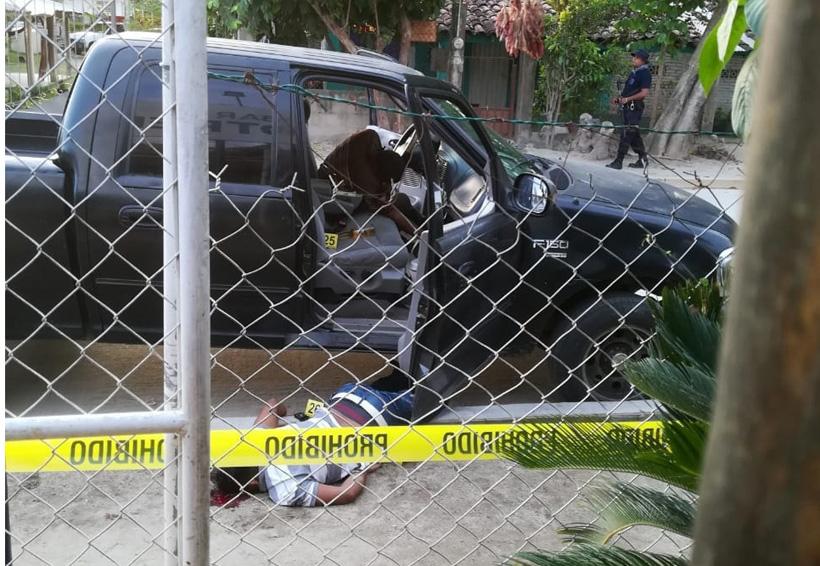 Dos asesinados en Santa Rosa de Lima | El Imparcial de Oaxaca