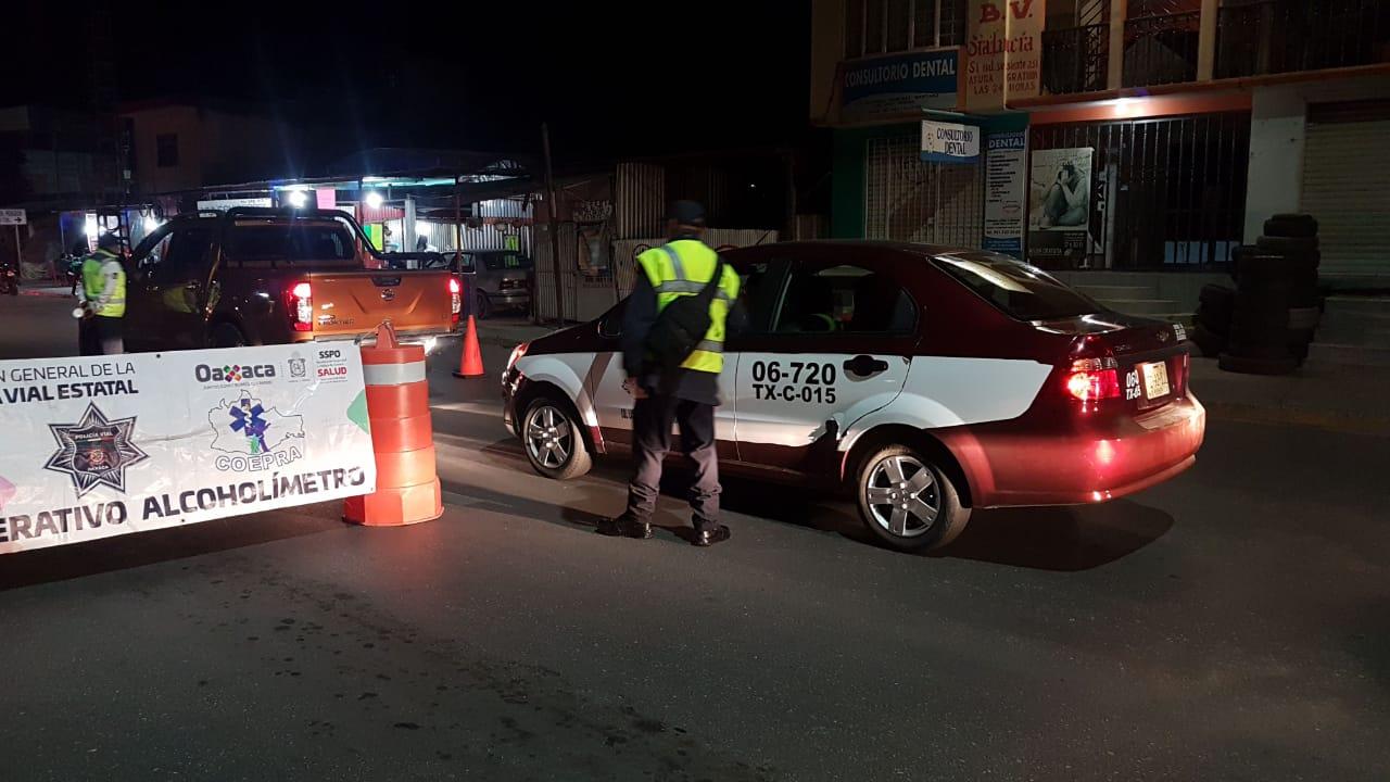 11 detenidos por borrachos en Oaxaca | El Imparcial de Oaxaca