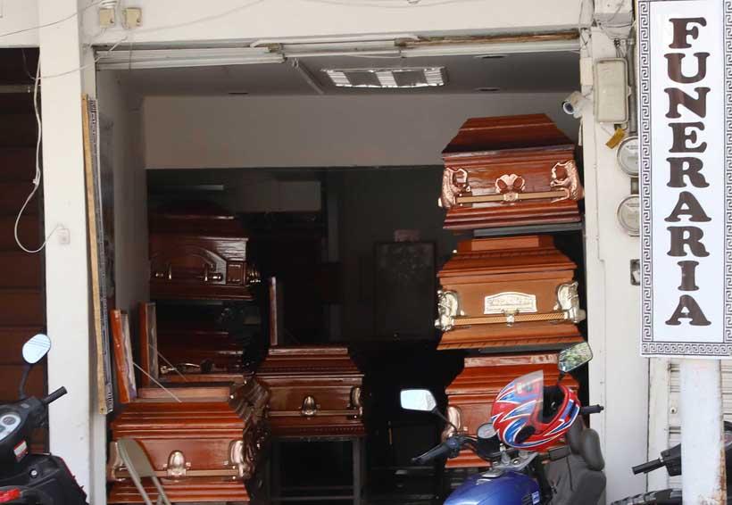 Funerarias buitres del sufrimiento