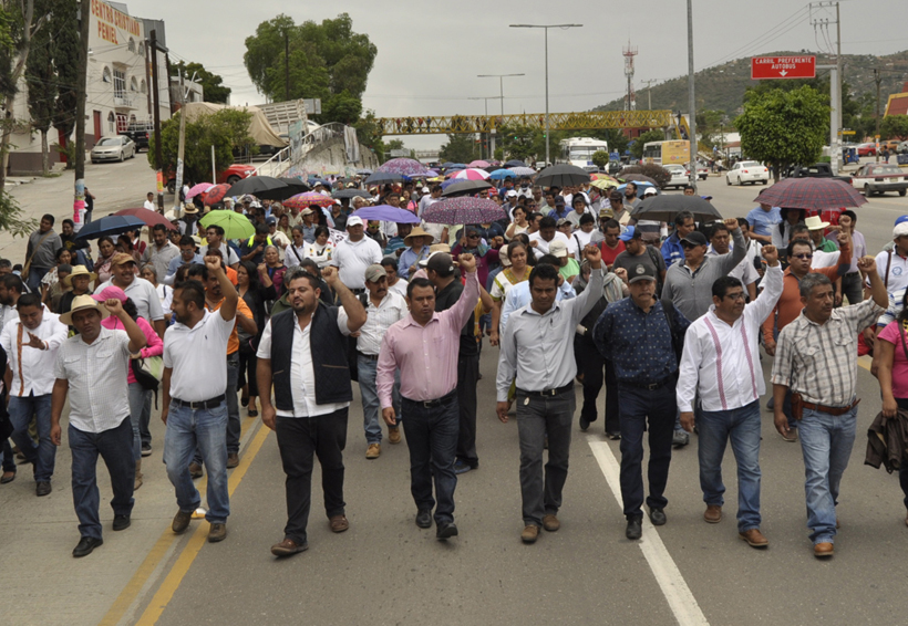 Imprescindible diálogo con el próximo gobierno: Sección 22 | El Imparcial de Oaxaca