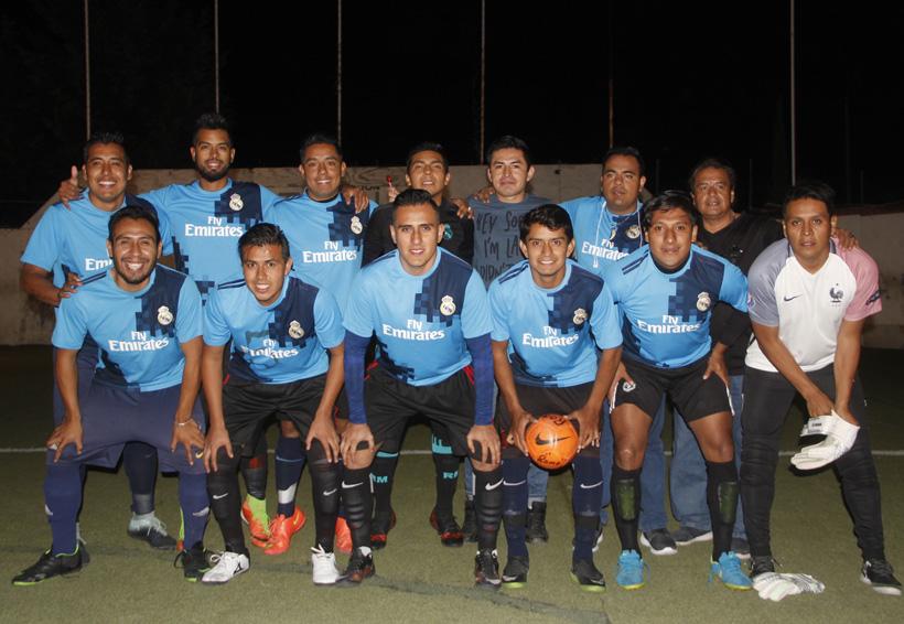 Deportivo Roma es campeón del Barrio