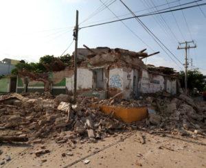 Vuelve psicosis por sismos