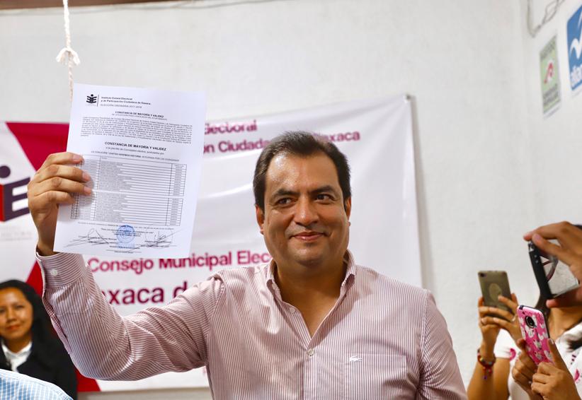 No seremos omisos ante bloqueos en Oaxaca: Oswaldo García Jarquín | El Imparcial de Oaxaca