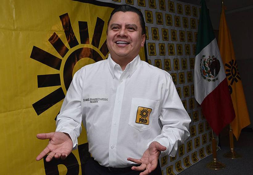 El PRD ofrece apoyo a AMLO | El Imparcial de Oaxaca