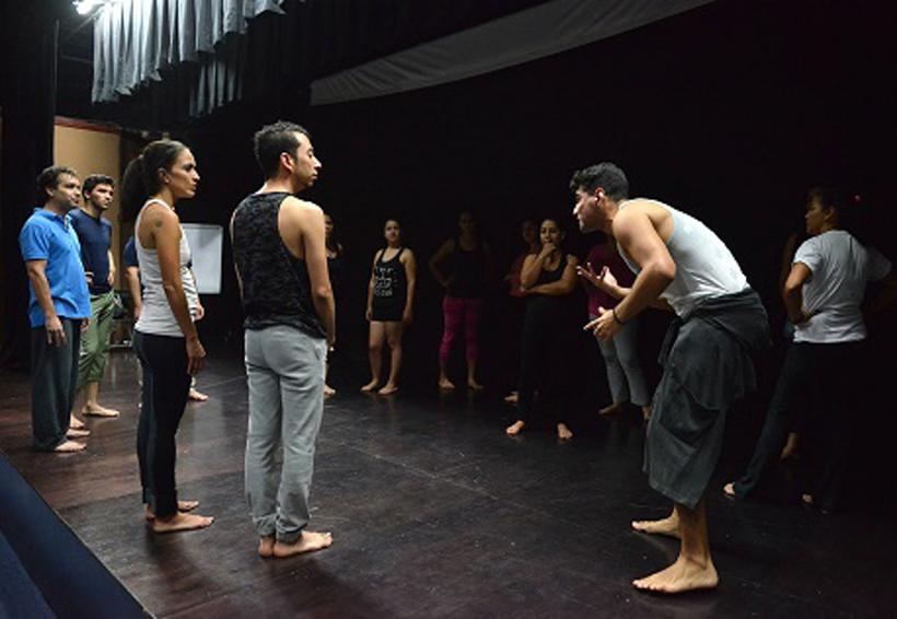 Pa' Oaxaca, teatro,  música y danza