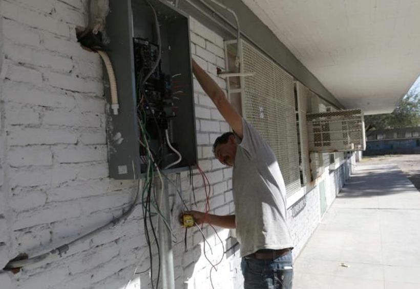 Persiste robo de  cableado en la Zona Metropolitana de Oaxaca