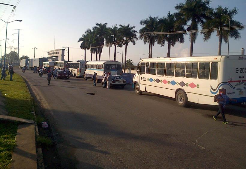 Piden autorizar aumento para el costo del pasaje en Tuxtepec, Oaxaca