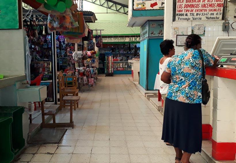 Piden remodelación de Mercado Flores Magón