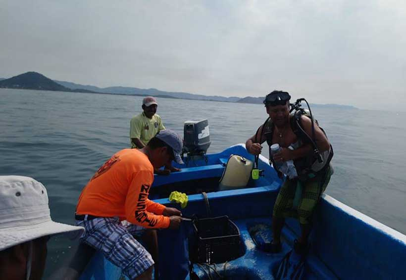 Planean instalar arrecifes artificiales en Salina Cruz, Oaxaca