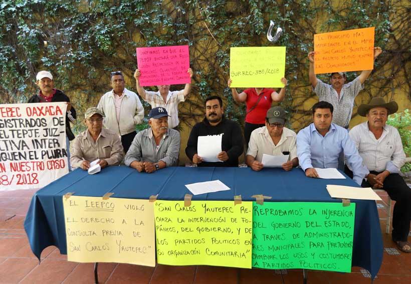 Se calientan 2 conflictos más en Yautepec, Oaxaca | El Imparcial de Oaxaca