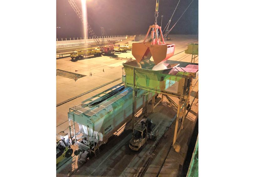 Reactivación del puerto genera trabajos: CTM