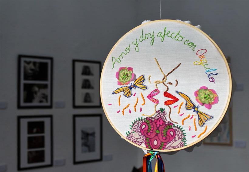 Arte recrea al cuerpo,  la sexualidad y género