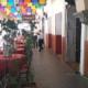 Presión en redes sociales logra retirar reja en Los Portales de Oaxaca