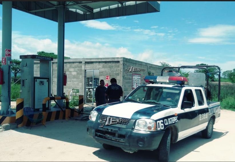 Roban gasera en Ciudad Ixtepec, Oaxaca | El Imparcial de Oaxaca