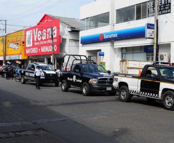 Siguen operativos de vialidad en Tuxtepec, Oaxaca