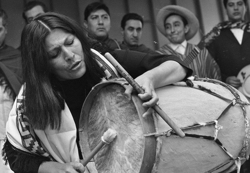 """Nace """"La Voz de América"""": Mercedes Sosa   El Imparcial de Oaxaca"""