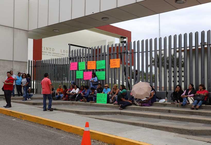 Amenazan con despido a trabajadores del Poder Judicial de Oaxaca | El Imparcial de Oaxaca
