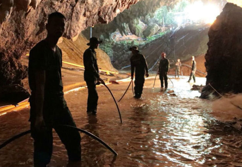 Ya suman ocho niños rescatados de cueva en Tailandia   El Imparcial de Oaxaca