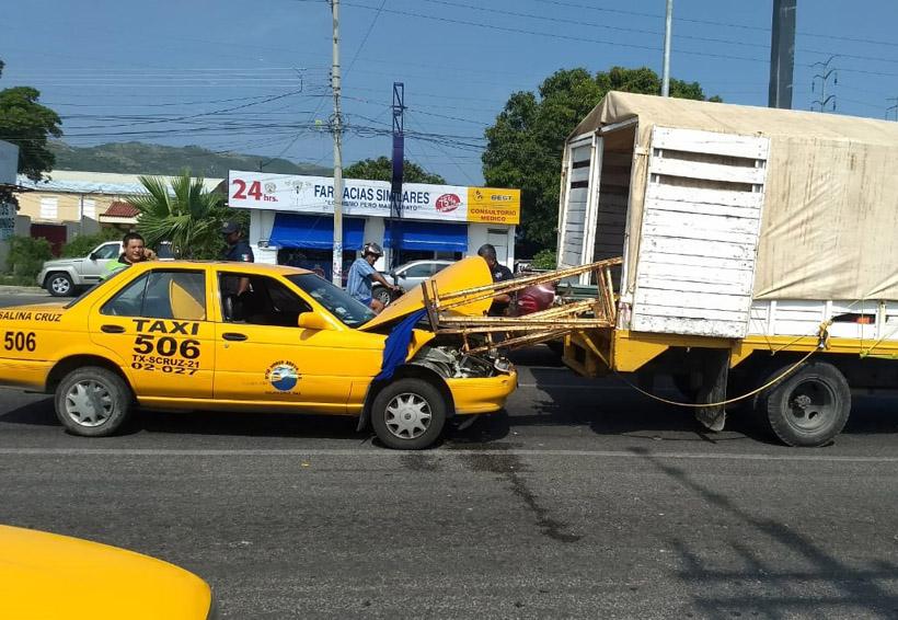 Taxistas del Istmo provocan gran parte de los accidentes | El Imparcial de Oaxaca
