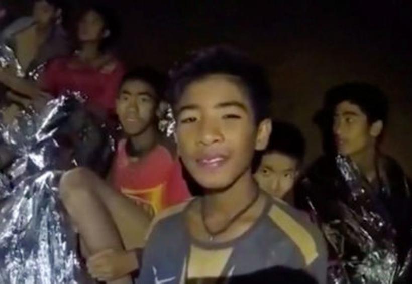 Video: Niños atrapado en cueva de Tailandia lucen sanos; su situación es complicada   El Imparcial de Oaxaca