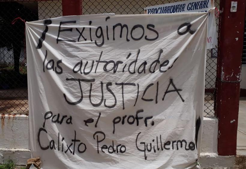 Toman la Fiscalía de Matías Romero, Oaxaca