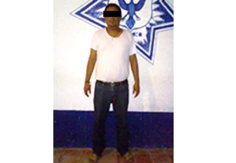 Detienen a sujeto con cristal, en Juchitán | El Imparcial de Oaxaca