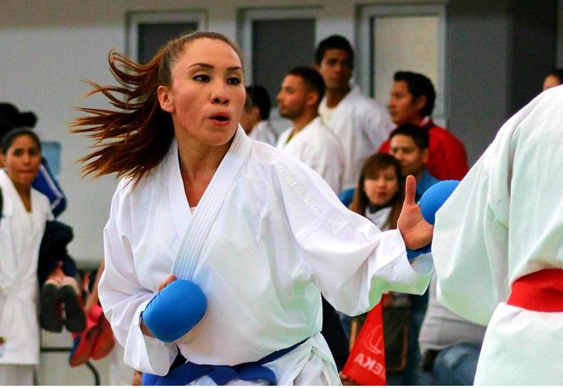 Regresa Xhunashi de Juegos Centroamericanos