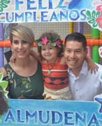 ¡Feliz cumpleaños Almudena!