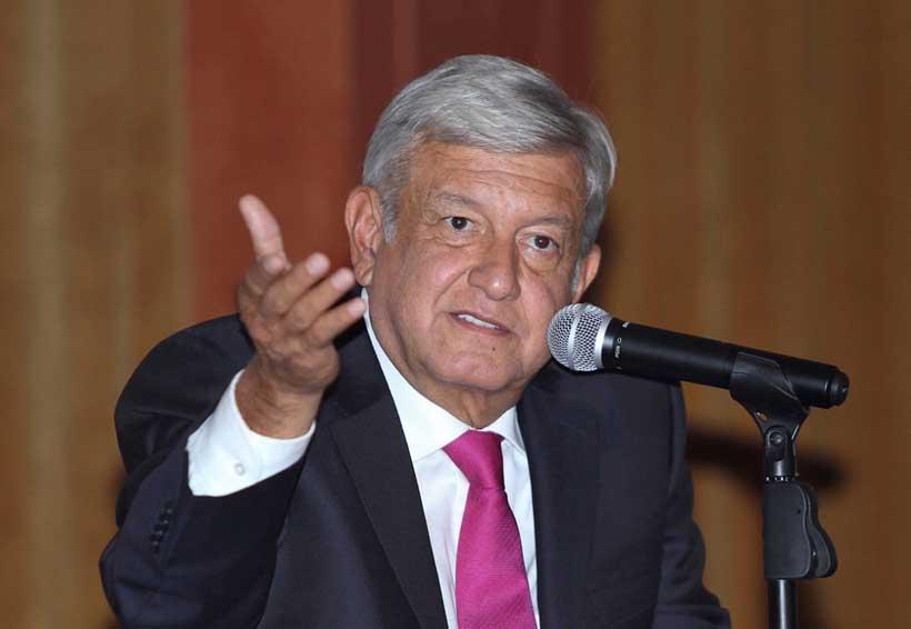 AMLO revela su salario como presidente | El Imparcial de Oaxaca