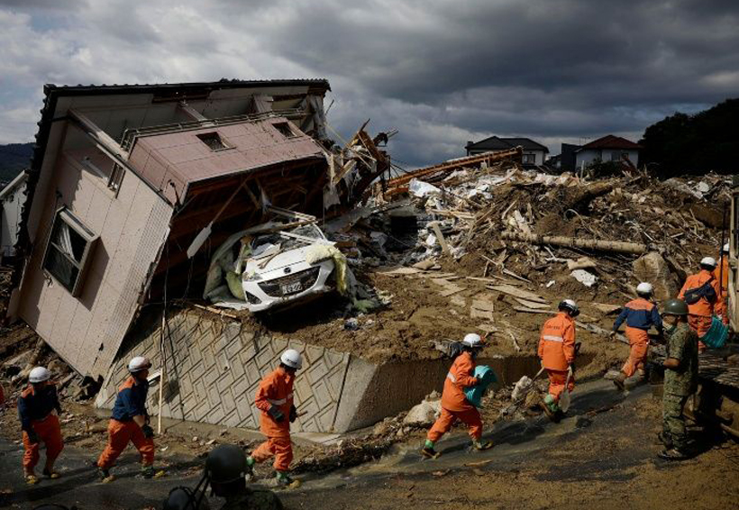 En Afganistan, deslave deja al menos 6 muertos y destruye cientos de hogares | El Imparcial de Oaxaca