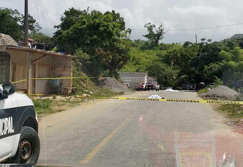 Masacrados en Jalapa de Díaz | El Imparcial de Oaxaca