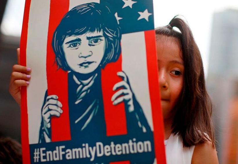 46 niños no serán entregados a sus padres en EU por 'su seguridad' | El Imparcial de Oaxaca