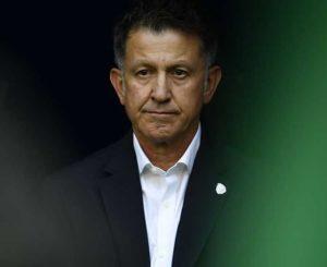 Juan Carlos Osorio dejará de ser técnico de México