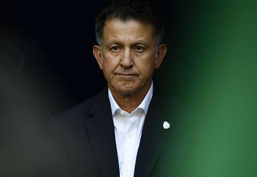 Juan Carlos Osorio dejará de ser técnico de México | El Imparcial de Oaxaca