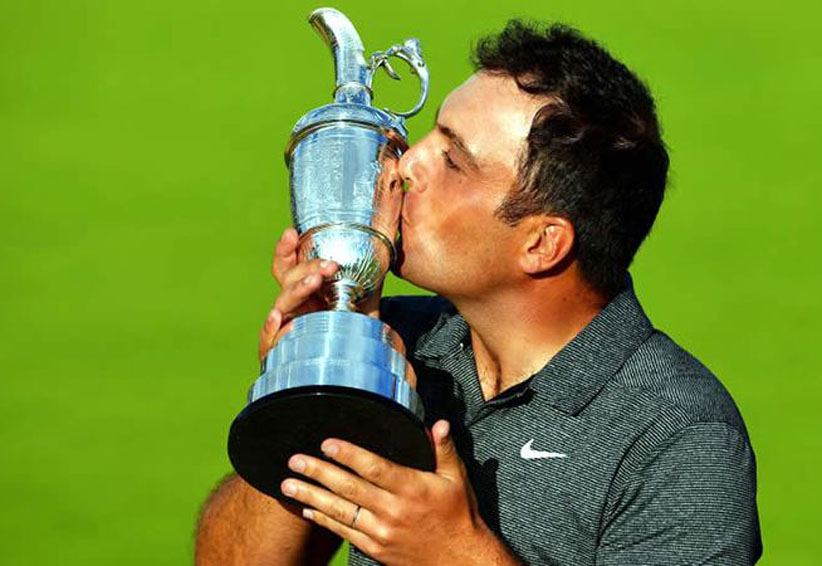Francesco Molinari es campeón del Abierto Británico de Golf | El Imparcial de Oaxaca