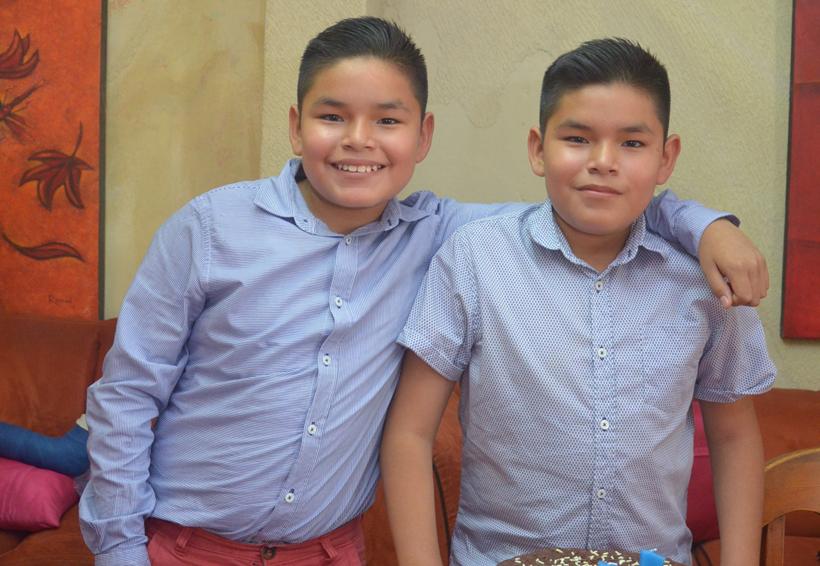 Cumpleaños doble | El Imparcial de Oaxaca
