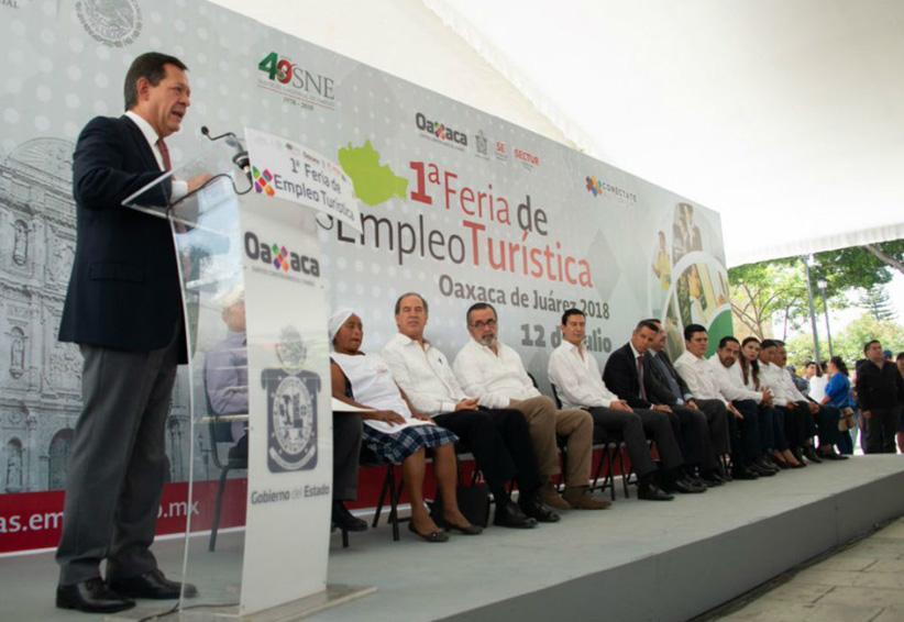 David Cruz López, nuevo delegado de STPS en Oaxaca | El Imparcial de Oaxaca