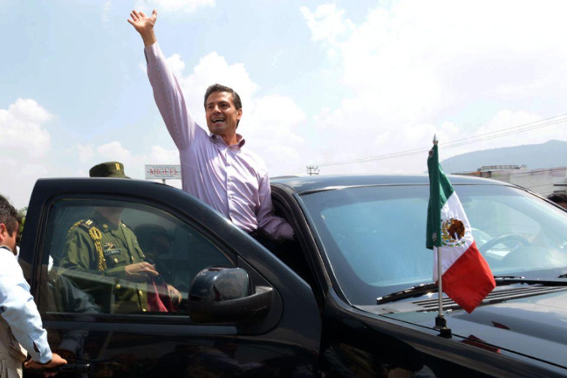 Peña Nieto de va de vacaciones cinco días | El Imparcial de Oaxaca