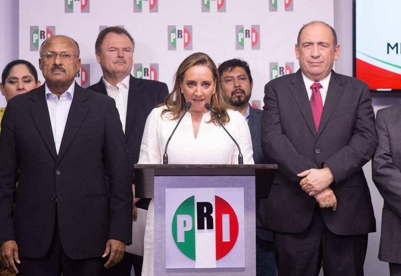 El PRI podría cambiar de nombre | El Imparcial de Oaxaca