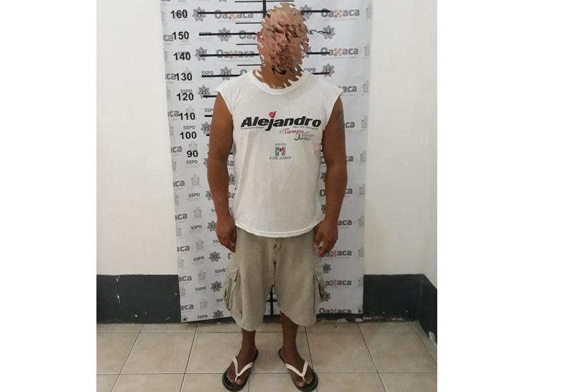 Lo sorprenden con 'troca' y  'fusca' calibre 22 | El Imparcial de Oaxaca