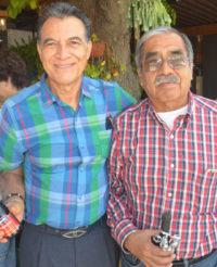 Francisco y Manolo cumplen años