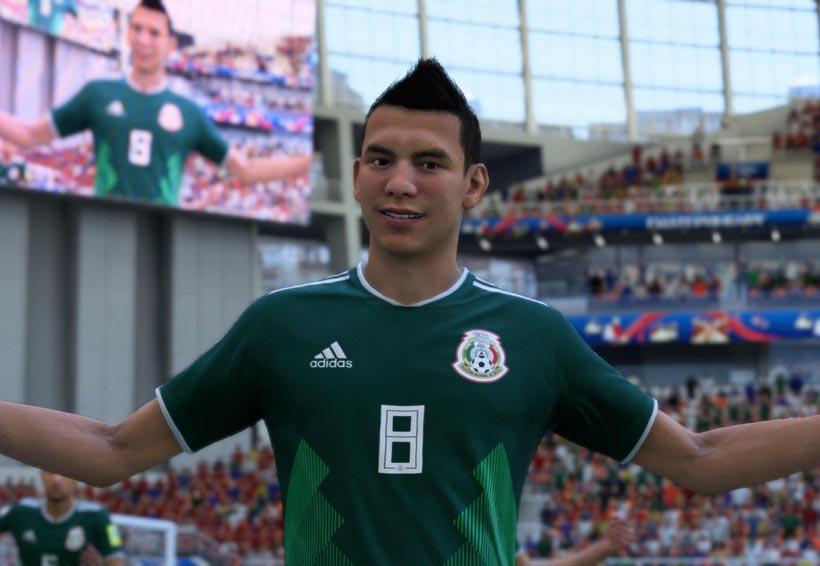 Lozano y Ochoa aparecen en el 11 ideal de FIFA 18 | El Imparcial de Oaxaca